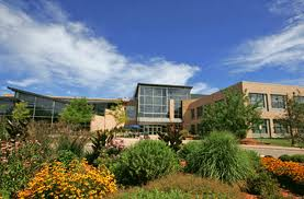 Another beautiful campus building